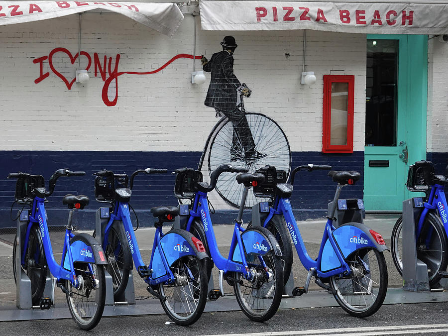 Bike City by Cornelis Verwaal