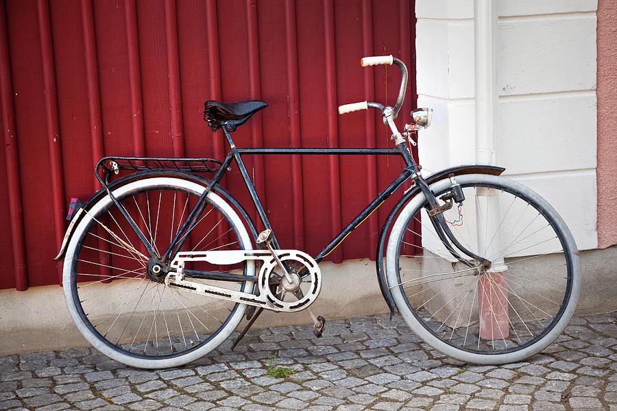 Bike Photograph by Nikada