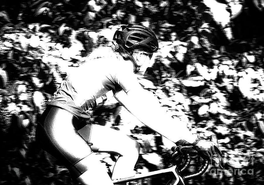 Cycling Photograph - Bike Patrol  by Steven Digman