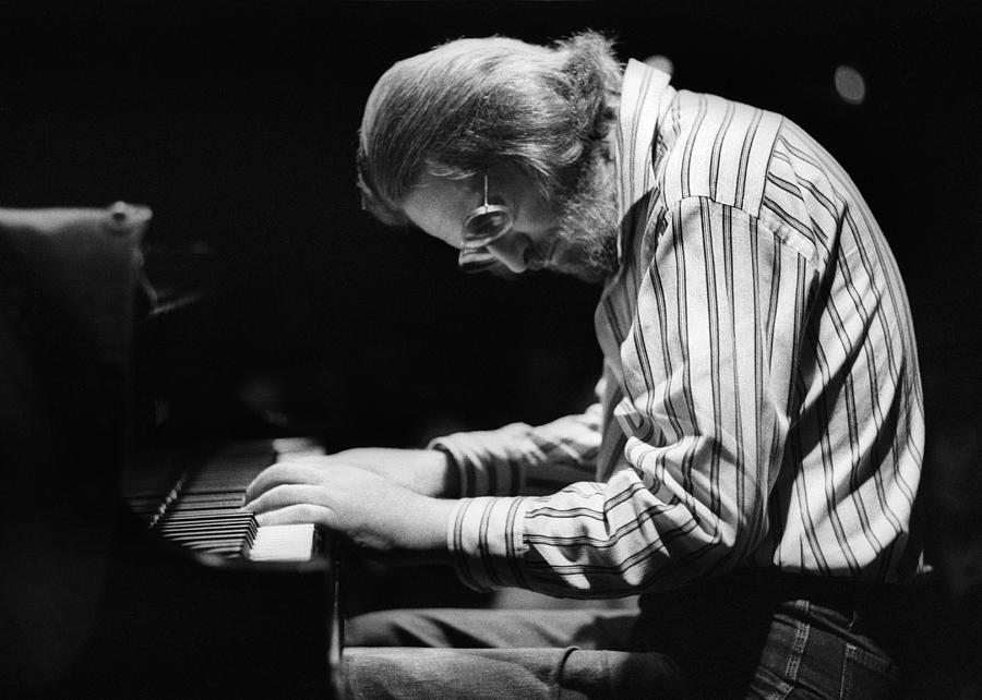Bill Evans Live Photograph by Tom Copi
