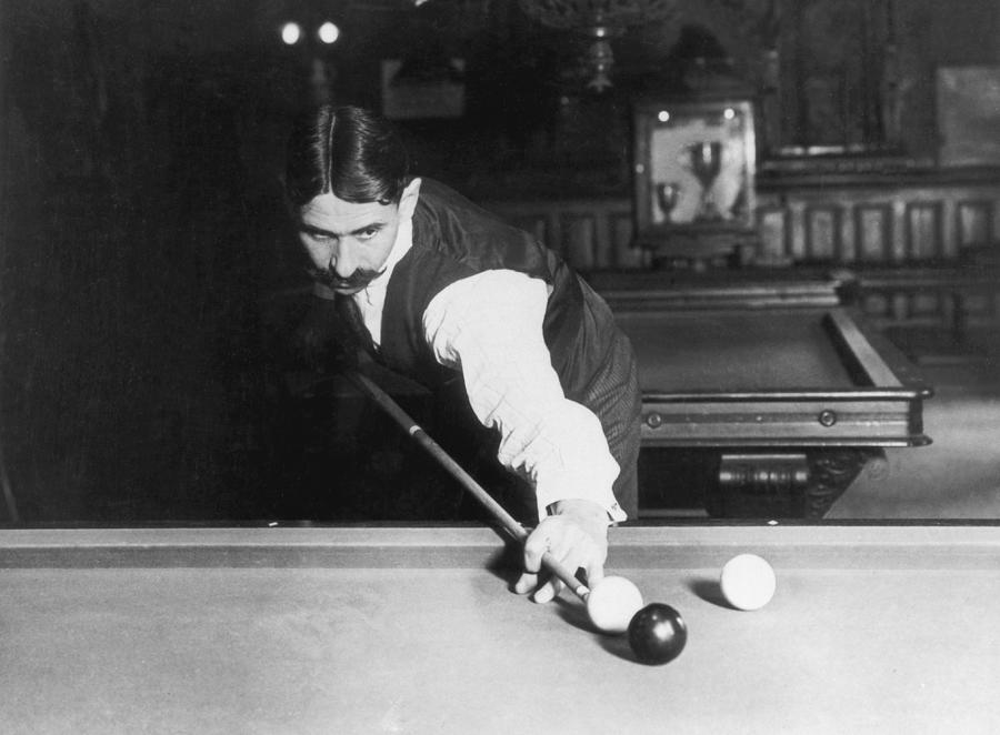 Billiards Photograph by Fpg