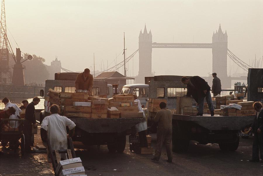 Billingsgate Market Photograph by Epics