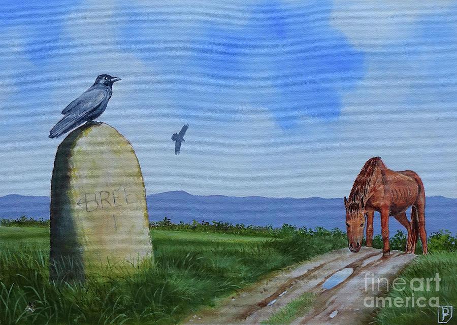 Bill's return to Bree by GORDON PALMER