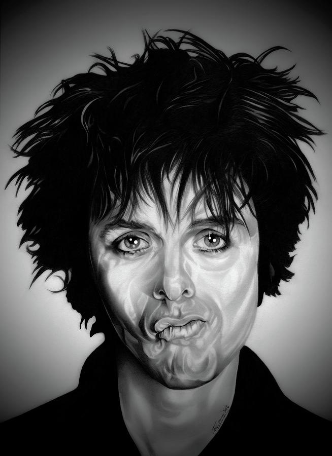 Billy Joe Armstrong by Fred Larucci