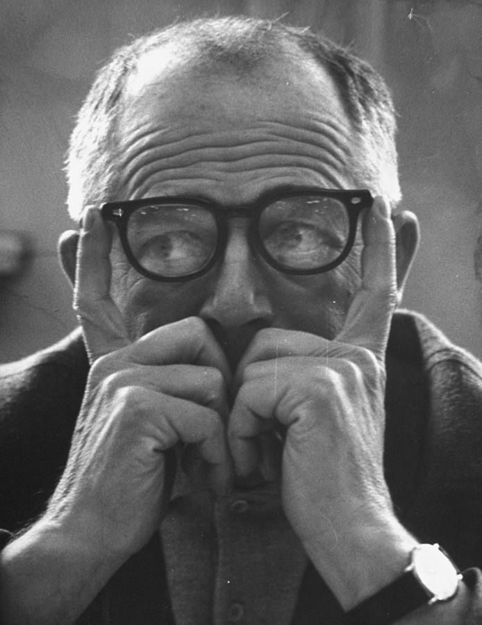 Billy Wilder Photograph by Gjon Mili