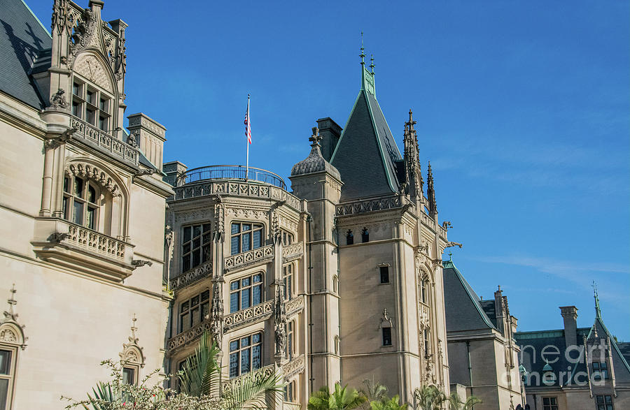 Biltmore Estate by Randy J Heath