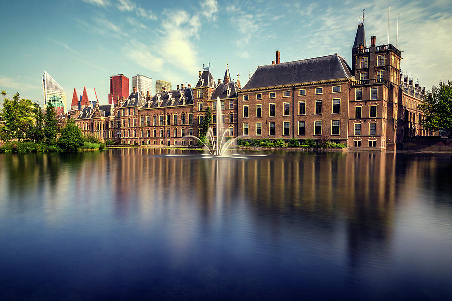 Binnenhof, The Hague by Pablo Lopez