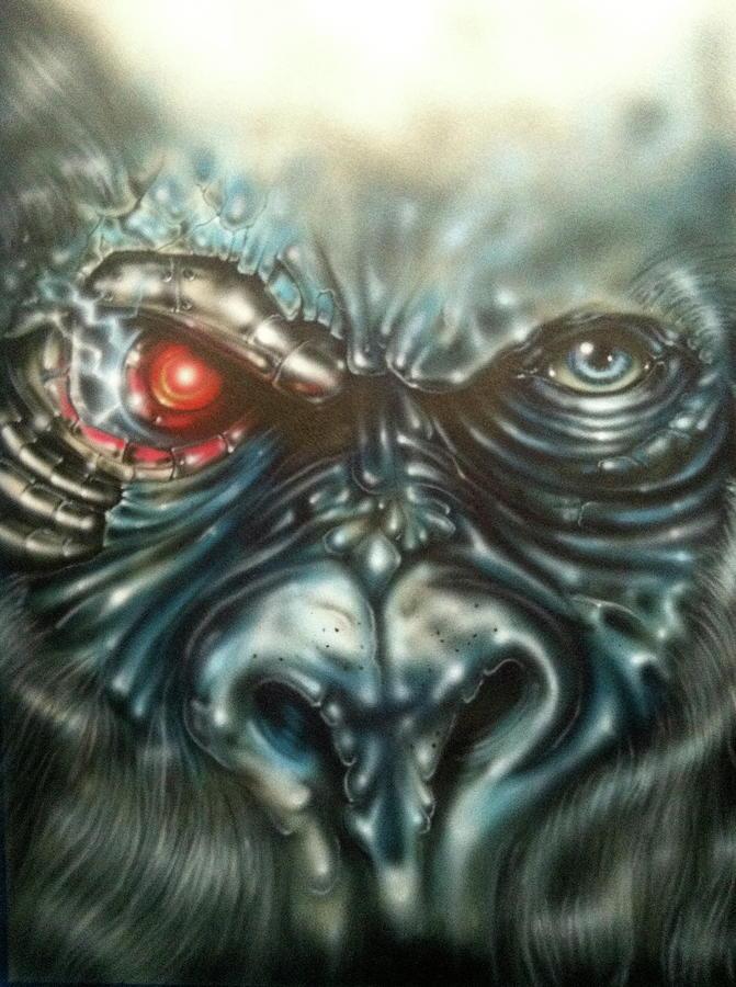 Bionic Beast by Amanda Jane Kohler