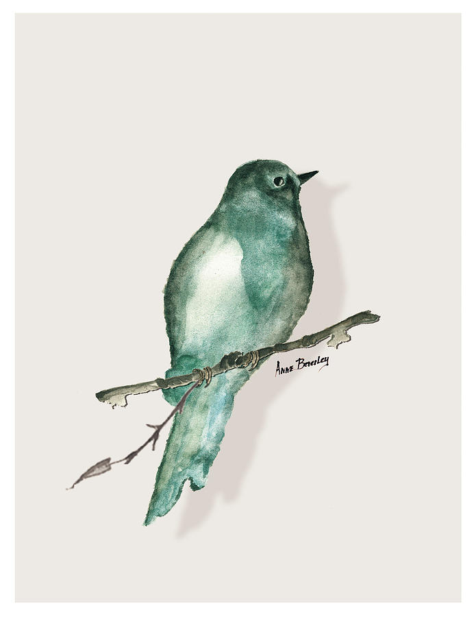 Bird for John and Kathy by Anne Beverley-Stamps