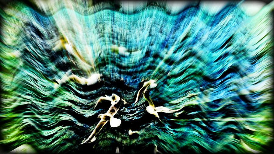 Mirrors Of Infinity Digital Art