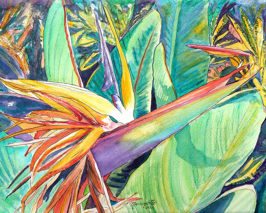 Bird of Paradise 2 by Marionette Taboniar