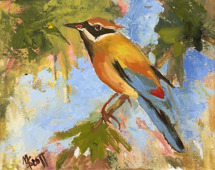 Bird One by Mary Scott