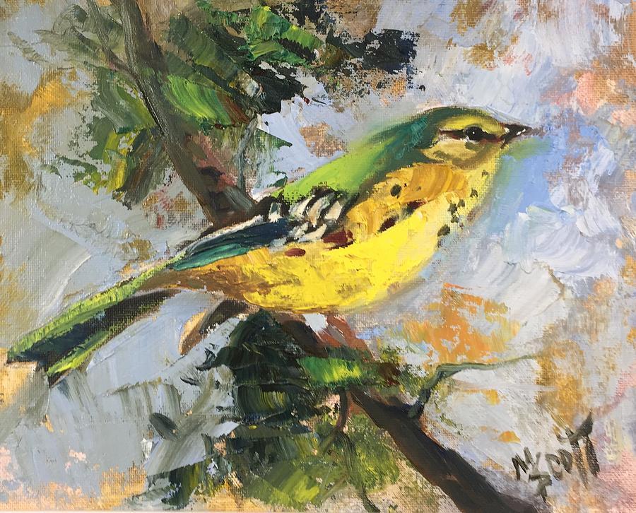 Bird Three by Mary Scott