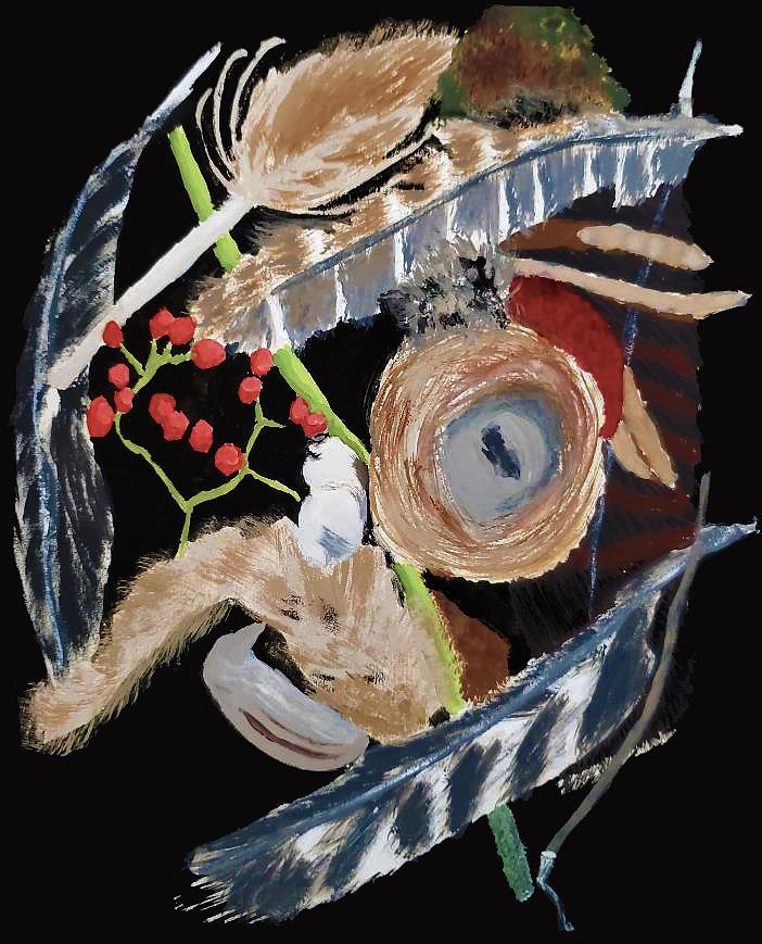 Bird's Nest by Kingsley Krafts