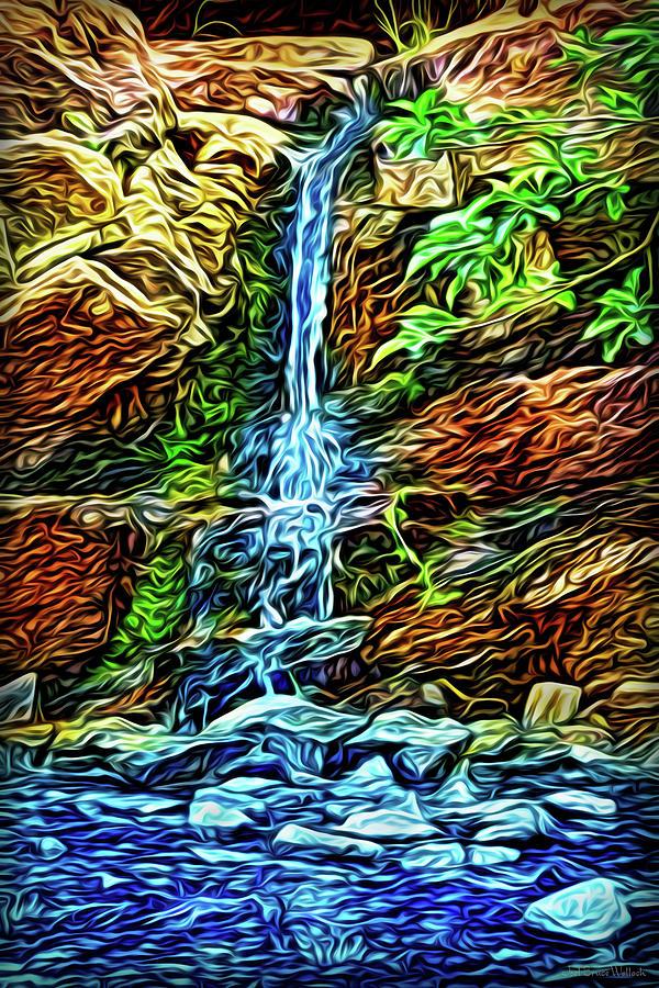 Birth Of Water by Joel Bruce Wallach