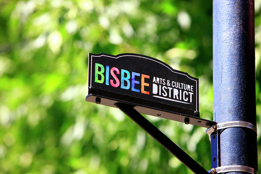 Bisbee Art District by Chris Smith