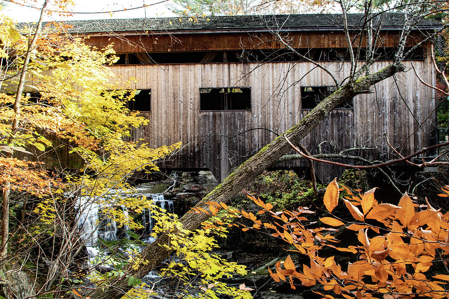 Bissell Covered Bridge by Jeff Folger
