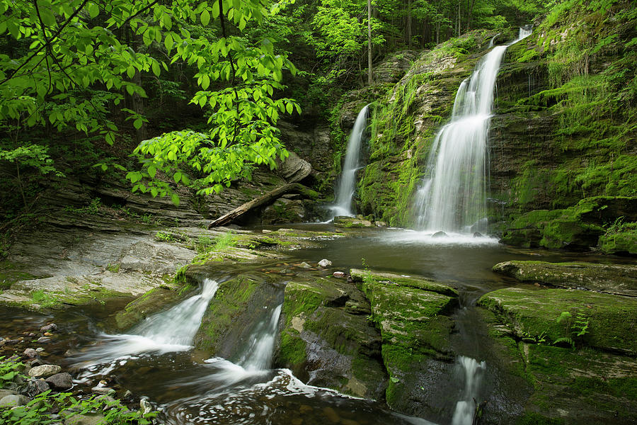 Bittersweet Falls, Vermont by Greg Parsons