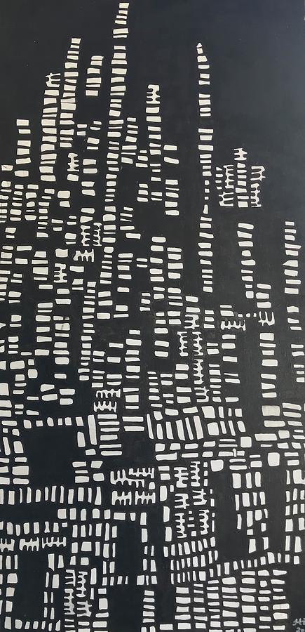 Black and White  by Hila Abada
