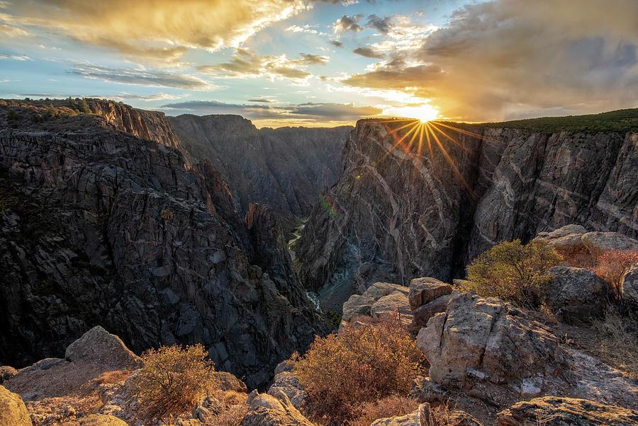 Black Canyon Sendoff by Angela Moyer