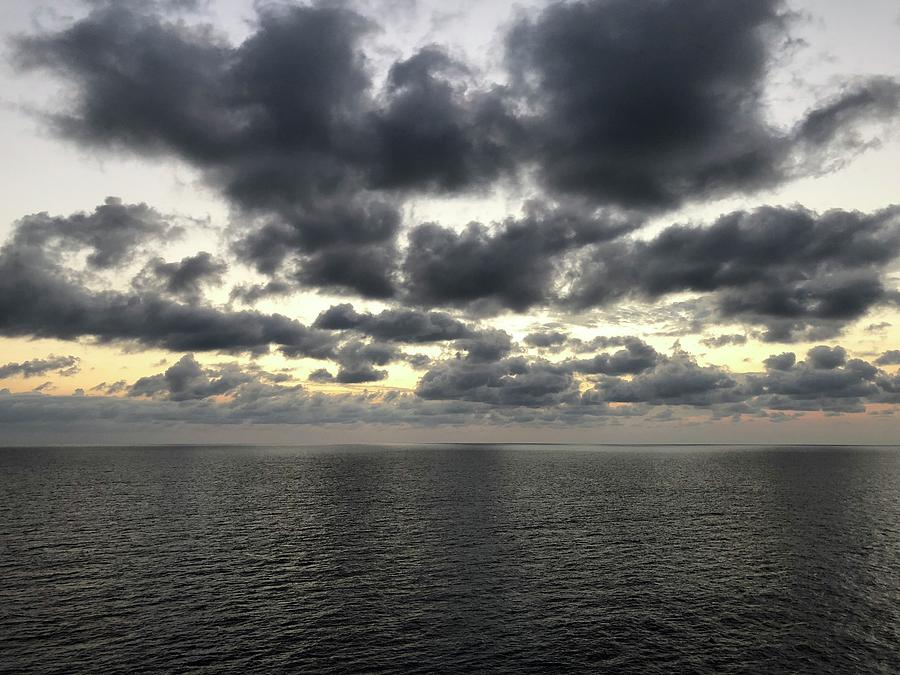 Black Clouds Photograph