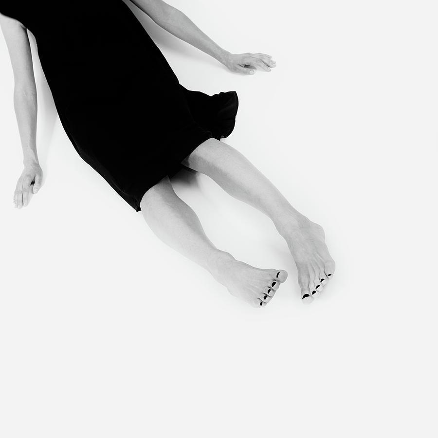 Black dress #9980 by Andrey Godyaykin