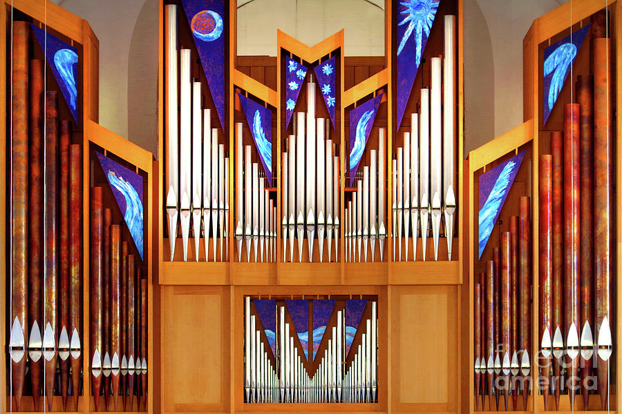 BLACK FOREST PIPE ORGAN by Douglas Taylor