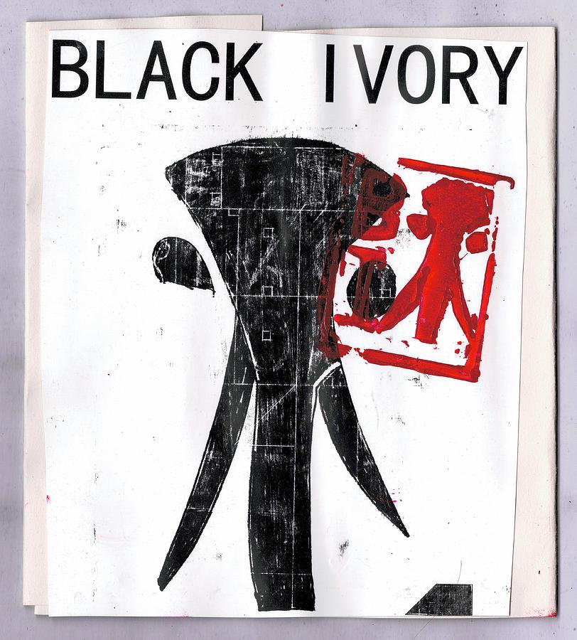 BLACK IVORY - This album by Artist Dot