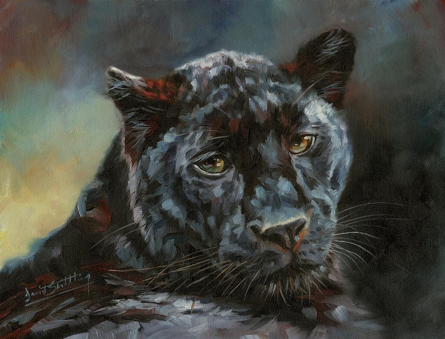 Black Panther 2 by David Stribbling