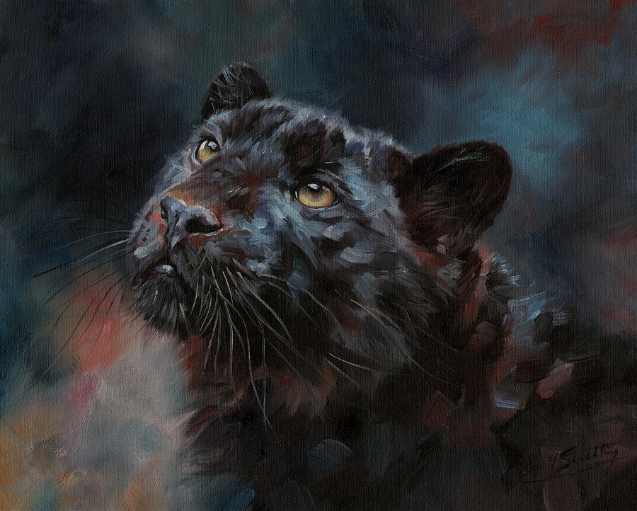 Black Panther 3 by David Stribbling