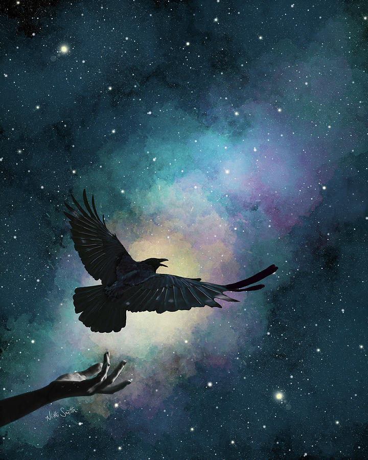 Blackbird Singing In The Dead Of Night by Nikki Marie Smith
