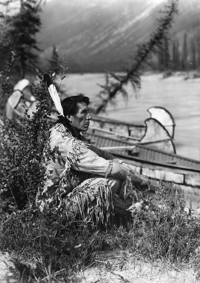 Blackfoot Indian by Swarbrick