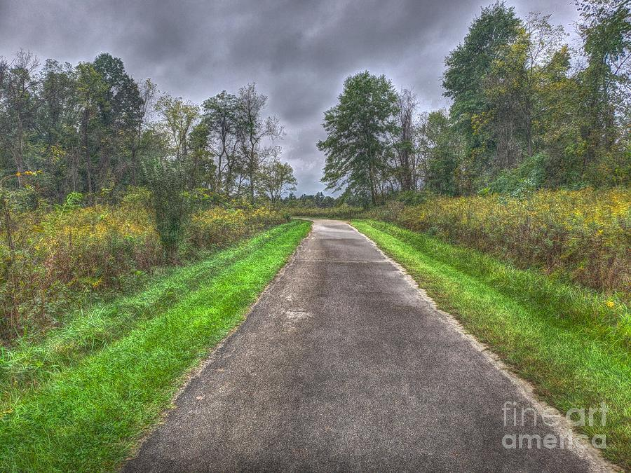 Blacklick Woods Pathway by Jeremy Lankford