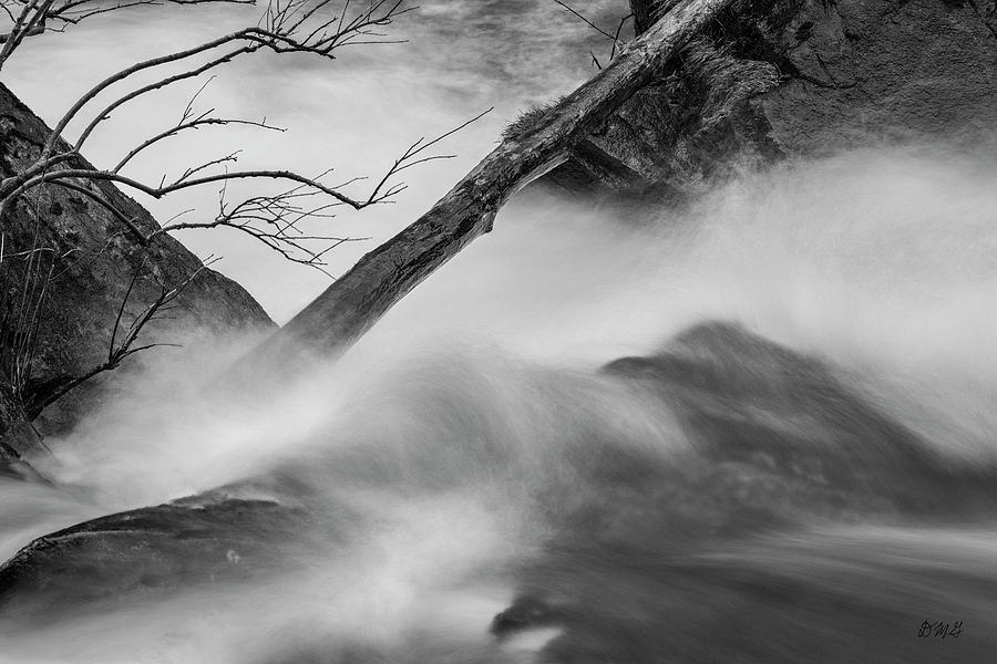 Blackstone River XL BW by David Gordon