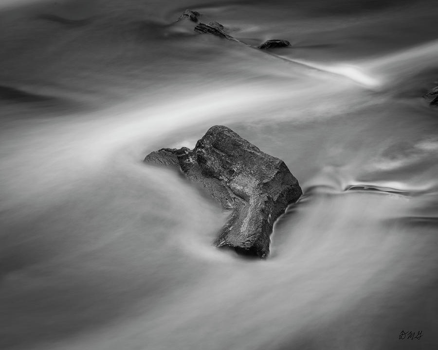Blackstone River XLIII BW by David Gordon