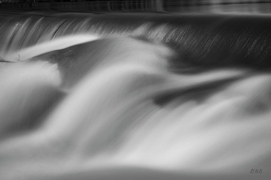 Blackstone River XXXII BW by David Gordon