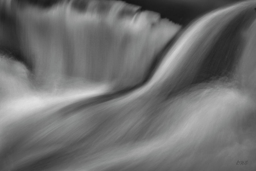 Blackstone River XXXIII BW by David Gordon