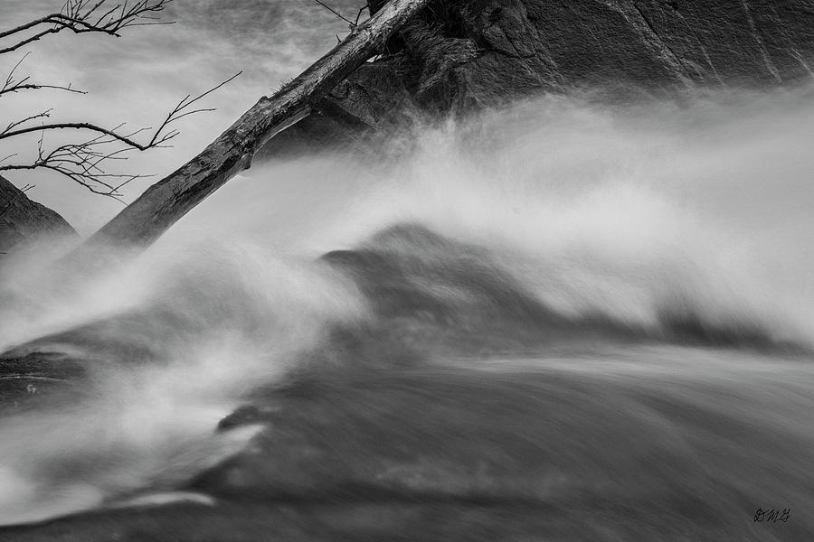 Blackstone River XXXIV BW by David Gordon