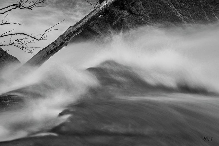 Blackstone River XXXIV BW by David Gordon