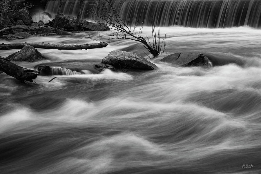Blackstone River XXXIX BW by David Gordon