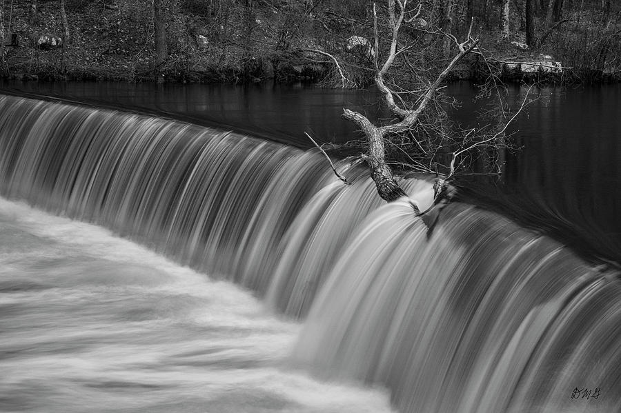 Blackstone River XXXV BW by David Gordon