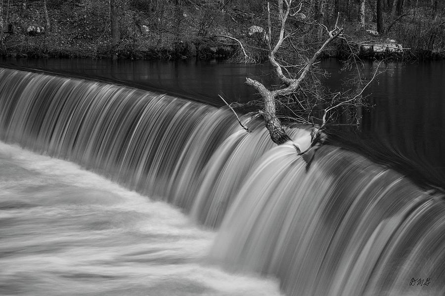 Blackstone River XXXV BW by David Gordon