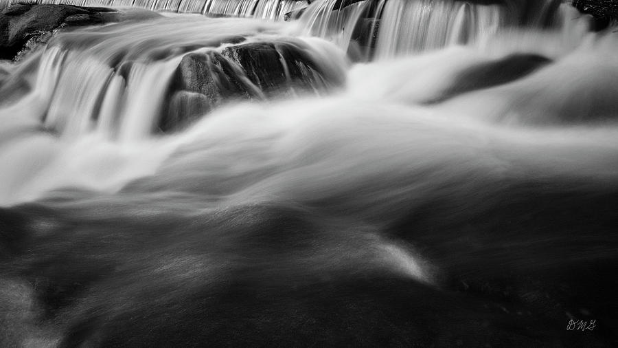 Blackstone River XXXVIII BW by David Gordon