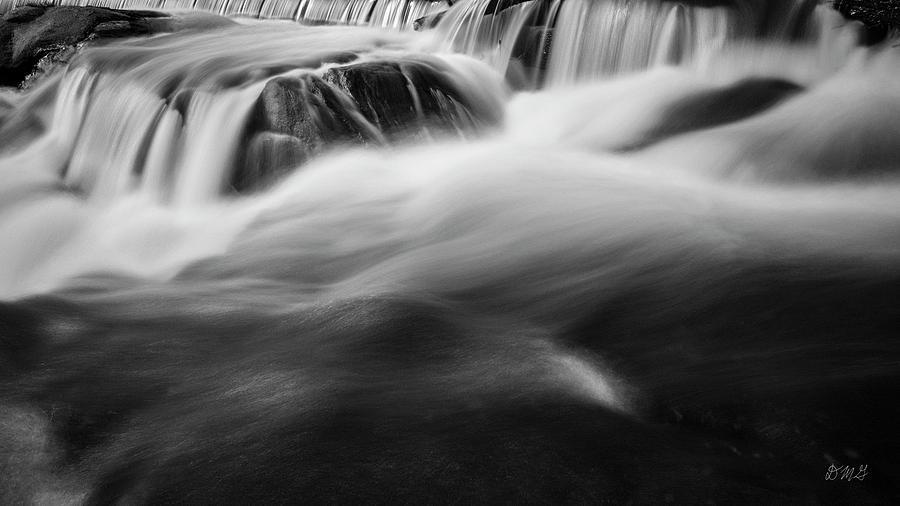 Black And White Photograph - Blackstone River Xxxviii Bw by David Gordon