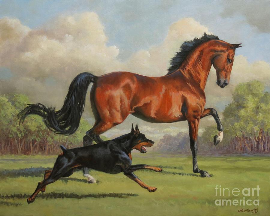 Blaze and Grace by Jeanne Newton Schoborg