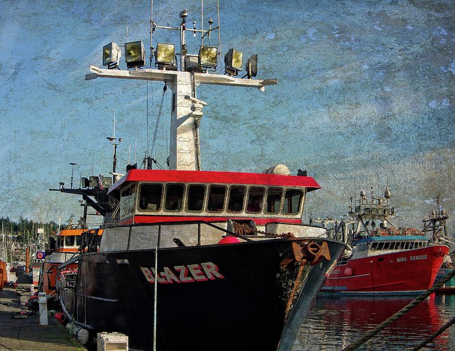 Blazer by Thom Zehrfeld