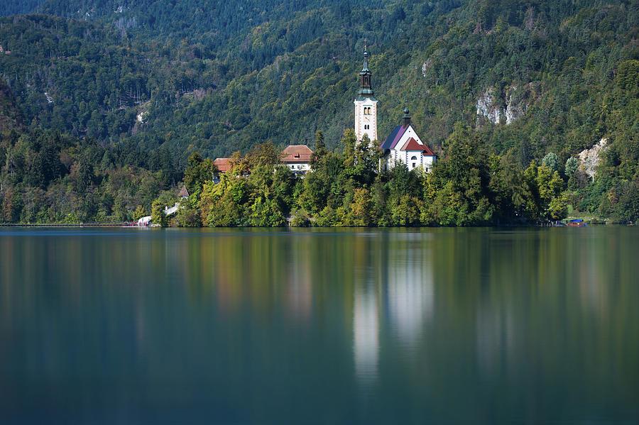 Bled Island by Davor Zerjav