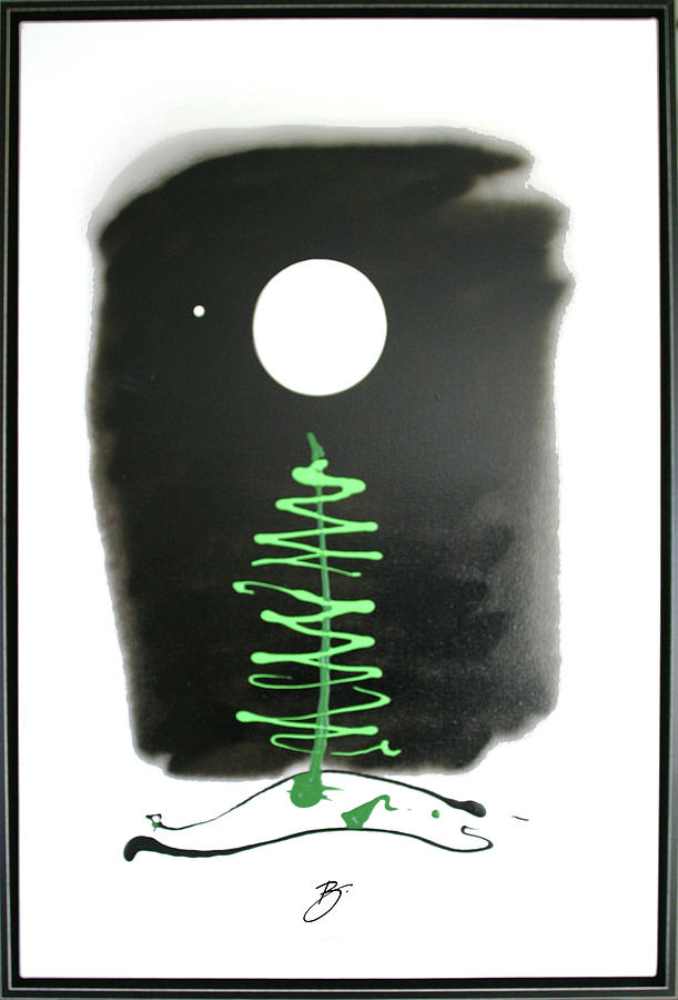 Oneness Painting - Blessed by Richard Buckley