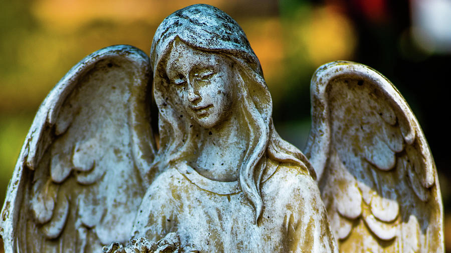Blessing Angel by James-Allen