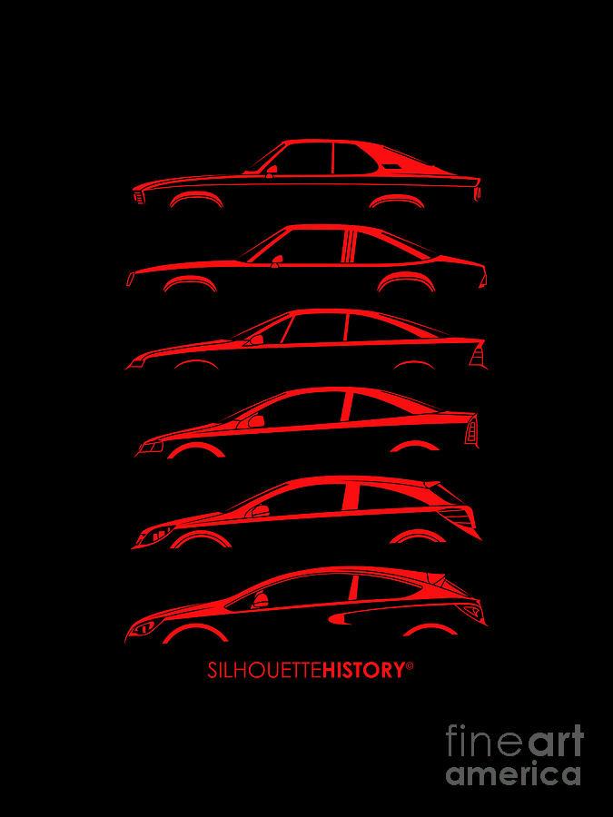 Blitz Coupe SilhouetteHistory by Gabor Vida